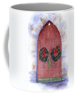 Holiday Chapel Coffee Mug
