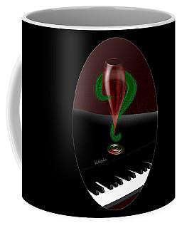 Holiday Interrobang Coffee Mug