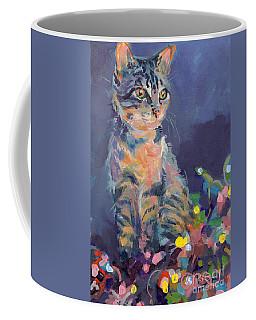 Holiday Lights Coffee Mug