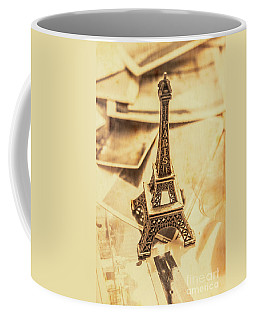 Holiday Nostalgia In Vintage France Coffee Mug
