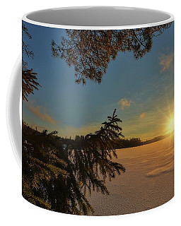 Holiday  Coffee Mug by Rose-Marie Karlsen