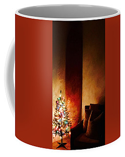 Holiday Surfboard Coffee Mug