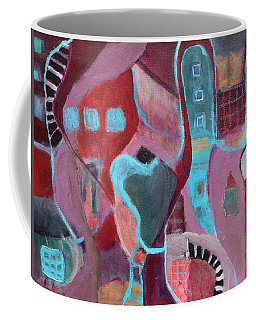 Holiday Windows Coffee Mug