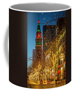 Holidays In Denver Colorado Coffee Mug
