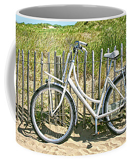 Holland - Bicycle In The Dunes Coffee Mug