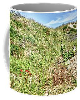 Holland - Pristine Dune Landscape Coffee Mug