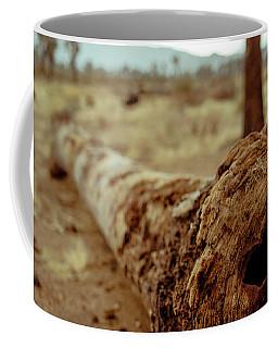 Hollow Lines Coffee Mug