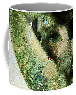 Holly 2 Coffee Mug by Mark Baranowski