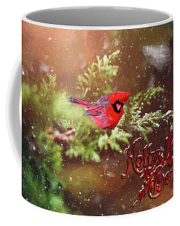 Holly Berrries Coffee Mug
