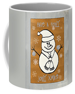 Holly Holly Xmas Coffee Mug