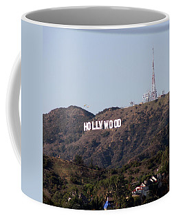 Hollywood And Helicopters Coffee Mug