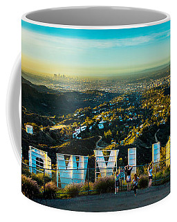 Hollywood Dreaming Coffee Mug