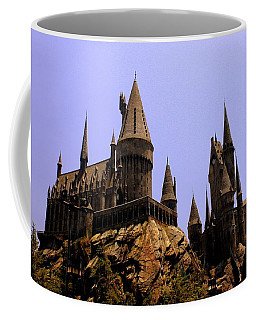 Hollywood Hogwart's Coffee Mug by David Nicholls