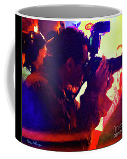 Hollywood Paparazzi Coffee Mug
