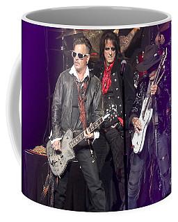 Hollywood Vampires Depp Cooper Perry Coffee Mug