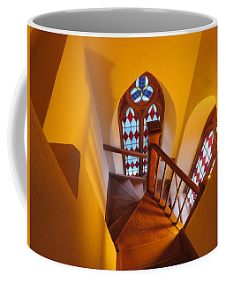 Holy Cross Staircase Coffee Mug