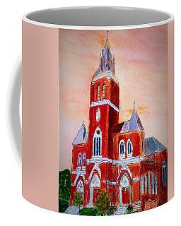 Holy Family Church Coffee Mug