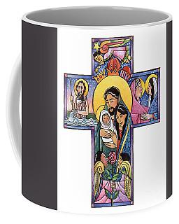Holy Family Cross - Mmhfc Coffee Mug