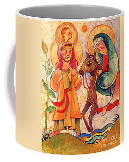 Holy Family - Giotto - Mmhfg Coffee Mug
