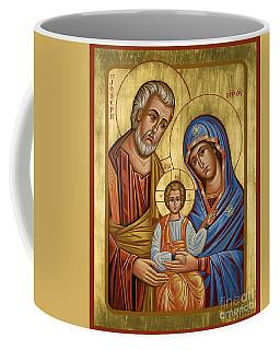 Holy Family - Jchfl Coffee Mug