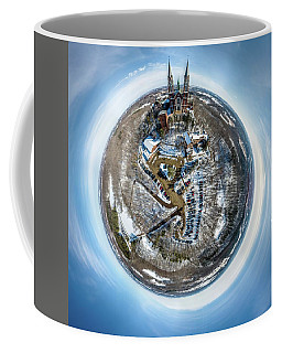 Holy Hill Little Planet Coffee Mug