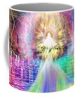 Holy Holy Holy Coffee Mug by Dolores Develde