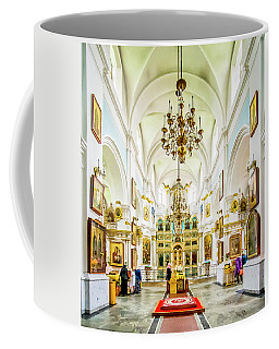 Holy Spirit Cathedral Coffee Mug