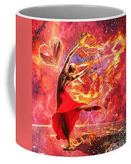 Holy Spirit Fire Coffee Mug