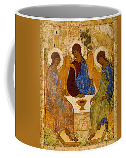 Holy Trinity. Troitsa Coffee Mug