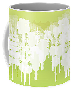 Holy Vale Coffee Mug by Kevin McLaughlin