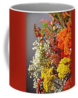 Coffee Mug featuring the photograph Holy Week Flowers 2017 2 by Sarah Loft