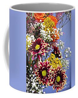 Coffee Mug featuring the photograph Holy Week Flowers 2017 4 by Sarah Loft