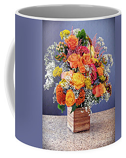 Coffee Mug featuring the photograph Holy Week Flowers 2017 by Sarah Loft