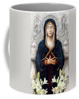 Holy Woman Coffee Mug