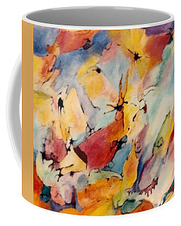 Homage A Kandinsky Coffee Mug