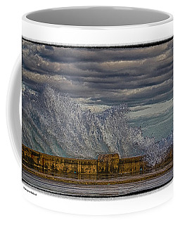 Homage To Hokusai Coffee Mug