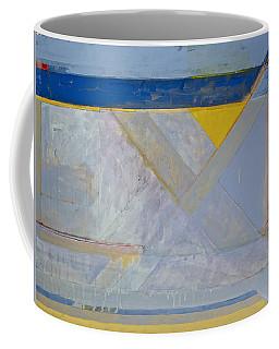Homage To Richard Diebenkorn's Ocean Park Series  Coffee Mug