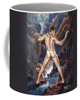 Homage To Parrish Coffee Mug