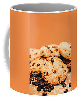 Home Baked Chocolate Biscuits Coffee Mug