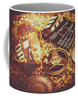 Home Cinema Art Coffee Mug