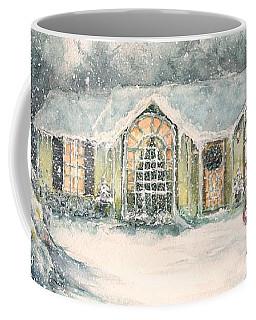 Home For Christmas Coffee Mug