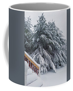 Home For The Blizzard Coffee Mug
