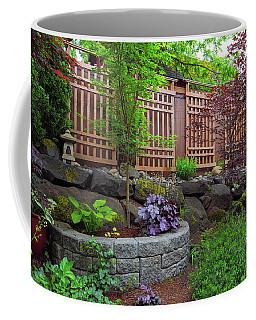 Home Garden Backyard Landscaping Coffee Mug