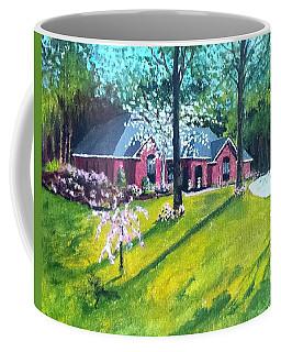 Home In Batesville, Ms Coffee Mug