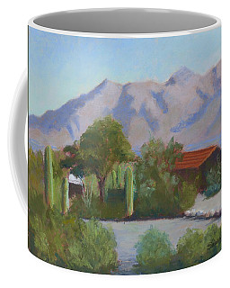 Home In The Catalinas Coffee Mug