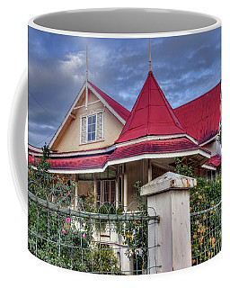 Home In The Tropics Coffee Mug by Nadia Sanowar