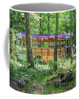 Home In The Woods Coffee Mug