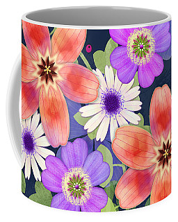 Home Is Where You Bloom Coffee Mug
