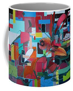 Home Of The Chicken Coffee Mug