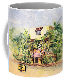 Home On Belmont Shore Coffee Mug